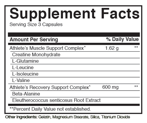ENCHARGE Nutrition