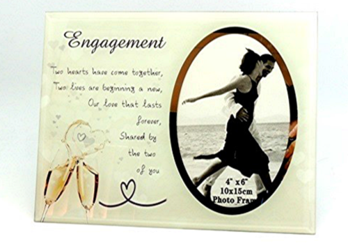 very nice engagement gift - Engagement Frame
