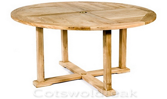 Churn Round Fixed Table, click on link to read about the table. Link will open a new window.
