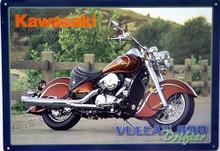 KAWASAKI DRIFTER MOTORCYCLE SIGN