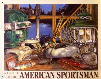 Photo of AMERICAN SPORTSMAN GREAT COLOR