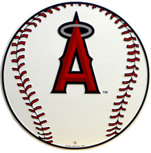 Photo of ANAHEIM ANGELS BASEBALL SIGN A GREAT ADDITION TO THE FAN'S COLLECTION