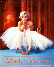 MARILYN BALLERINA SIGN