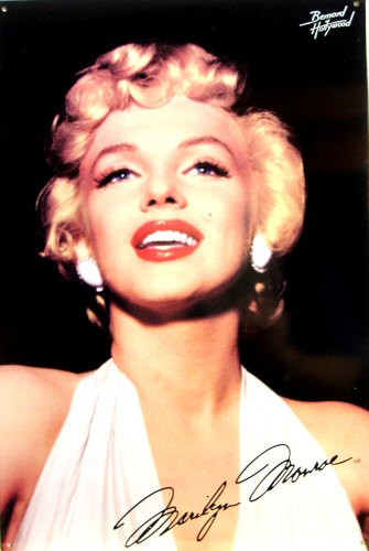 MARILYN PORTRAIT SIGN