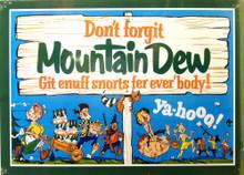 Photo of MOUNTAIN DEW SNORTS