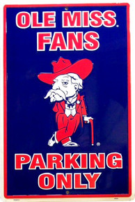 OLE MISS COLLEGE SIGNS