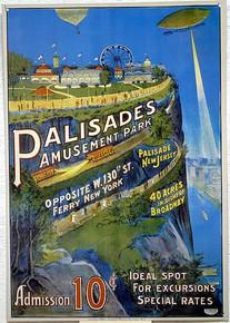 PALISADES PARK SIGN