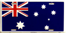 Photo of AUSTRALIA METAL LICENSE PLATE FOR THE CAR, TRUCK OR WALL