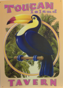 TUCAN TAVERN SIGN