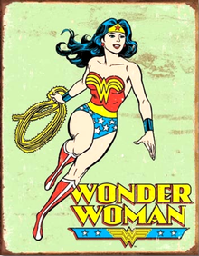 Photo of WONDER WOMAN  WONDER WOMAN SUPERHERO SIGN IS A GREAT ADDITION TO THE WONDER WOMAN IN OUR LIVES