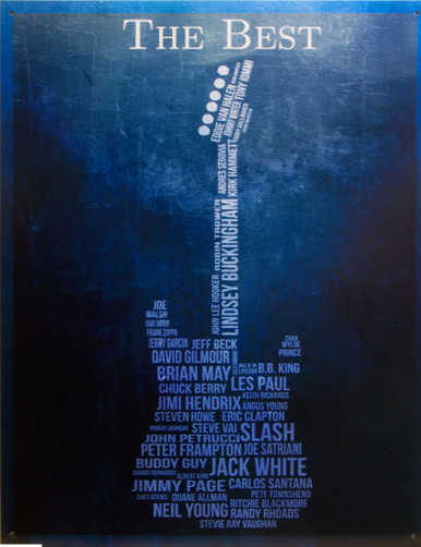 SOME OF THE BEST GUITAR PLAYERS OF ALL TIME