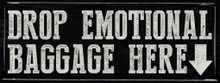 """THIS HEAVY METAL ENAMEL SIGN MEASURES 16"""" W X 6"""" H AND HAS HOLES IN EACH CORNER FOR EASY MOUNTING THIS IS A S/O  SPECIAL ORDER SIGN, IT WILL NORMALLY TAKE 2-3 WEEKS FOR DELIVERY"""