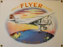 FLYER SPIRIT of ST. LOUIS Porcelain Vintage Sign