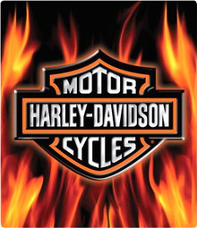 """GENUINE HARLEY DAVIDSON EMBOSSED TIN SIGN MEASURES 13"""" X 15"""" With holes for easy mounting. This is a S/O Special Order Sign, please allow 2-4 weeks for shipping."""