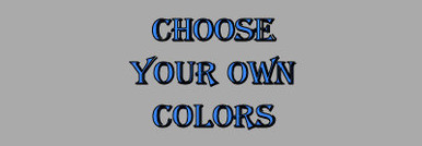 EASILY DESIGN YOUR OWN SIGN, CHOSE BORDER COLOR, CENTER COLOR, TYPE OF FONT, COLOR OF FONT, THEN WHAT YOU WANT ON YOUR SIGN (LINE BY LINE) HORIZONTAL UP TO 5 LINES (ANY LINES LARGER PRINT?)  WITHIN A FEW DAYS YOU WILL HAVE A SAMPLE HOW YOUR SIGN WILL LOOK FOR YOUR APPROVAL.  IF YOU APPROVE YOUR ORDER WILL BE MADE FOR YOU.