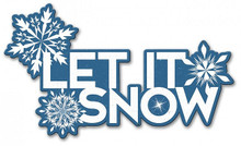 """THIS WINTER SIGN MEASURES 21"""" X 12"""" AND WEIGHS APOX 3 LBS.  WITH HOLES FOR EASY MOUNTING.  THIS IS A SPECIAL ORDER SIGN THAT TAKES 2-3 WEEKS TO SHIP."""