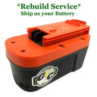 FS240BX REBUILD Service