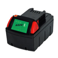 Replacement 4.0Ah Lithium-ion Battery for Milwaukee 18V M18 Tools