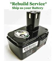 982030-001 REBUILD Service