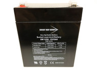 SLA 12V 5AH F1 Terminal SEALED LEAD ACID - AGM Battery