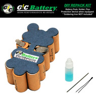 CTB4185 | CTB4187 DIY Repack Kit (contact not included)
