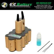 CTB3185 DIY Repack Kit (contact not included)