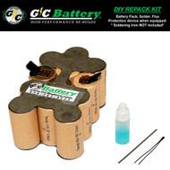 CTB4145 | CTB4147 DIY Repack Kit (contact not included)