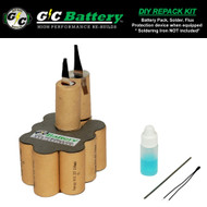 CTB314 DIY Repack Kit (contact not included)