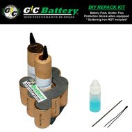 CTB312 DIY Repack Kit (contact not included)