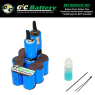 CTB3124 DIY Repack Kit (contact not included)