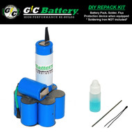 CTB2512 DIY Repack Kit (contact not included)