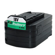 UPGRADED 4.0Ah Lithium-ion Replacement Battery for Festool 18V Models T18, 498343