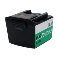 UPGRADED 4.0Ah Lithium-ion Replacement Battery for Hilti 14.4V Model B14