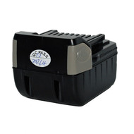 UPGRADED 4.0Ah Lithium-ion Replacement Battery for Hitachi 14.4V Model BSL 1430