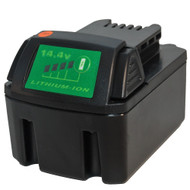 Replacement 4.0Ah Lithium-ion Battery for Milwaukee 14.4V M14 Tools