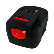 NEW Replacement for Black & Decker 12V 2.0Ah NiCd Battery Slide Style