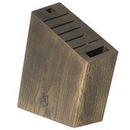 Kanso 8 Slot Wooden Angled Block