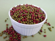 Oriental Holiday Mix Certified Organic Non-GMO Adzuki and Certified Organic Mung Organic Sprouting Seeds