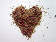 Valentine Day Certified Organic  Non-GMO Sprouting Seeds Mix  Certified Organic Red Lentil,  Clover, Adzuki, China Red Radish 2 OUNCE SAMPLE (price includes shipping)