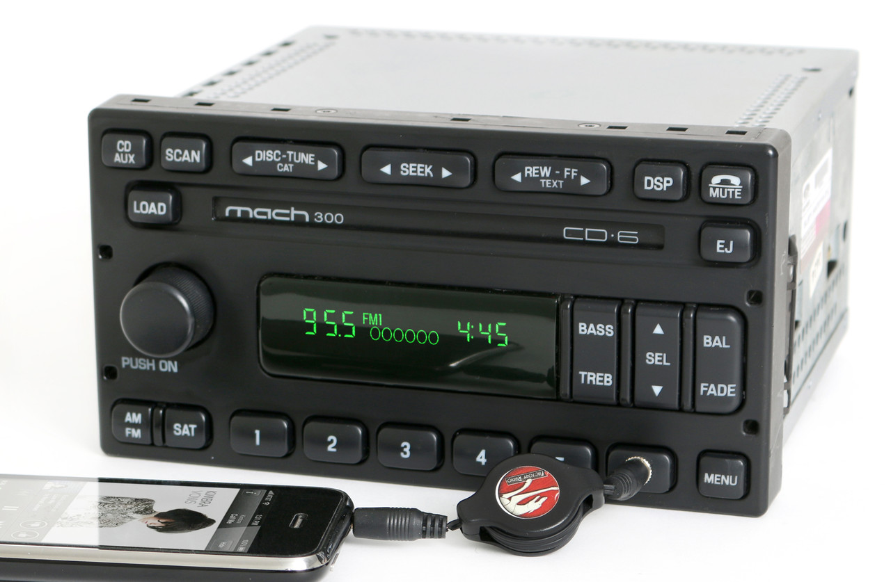 2006 Ford Escape Radio Wiring Diagram