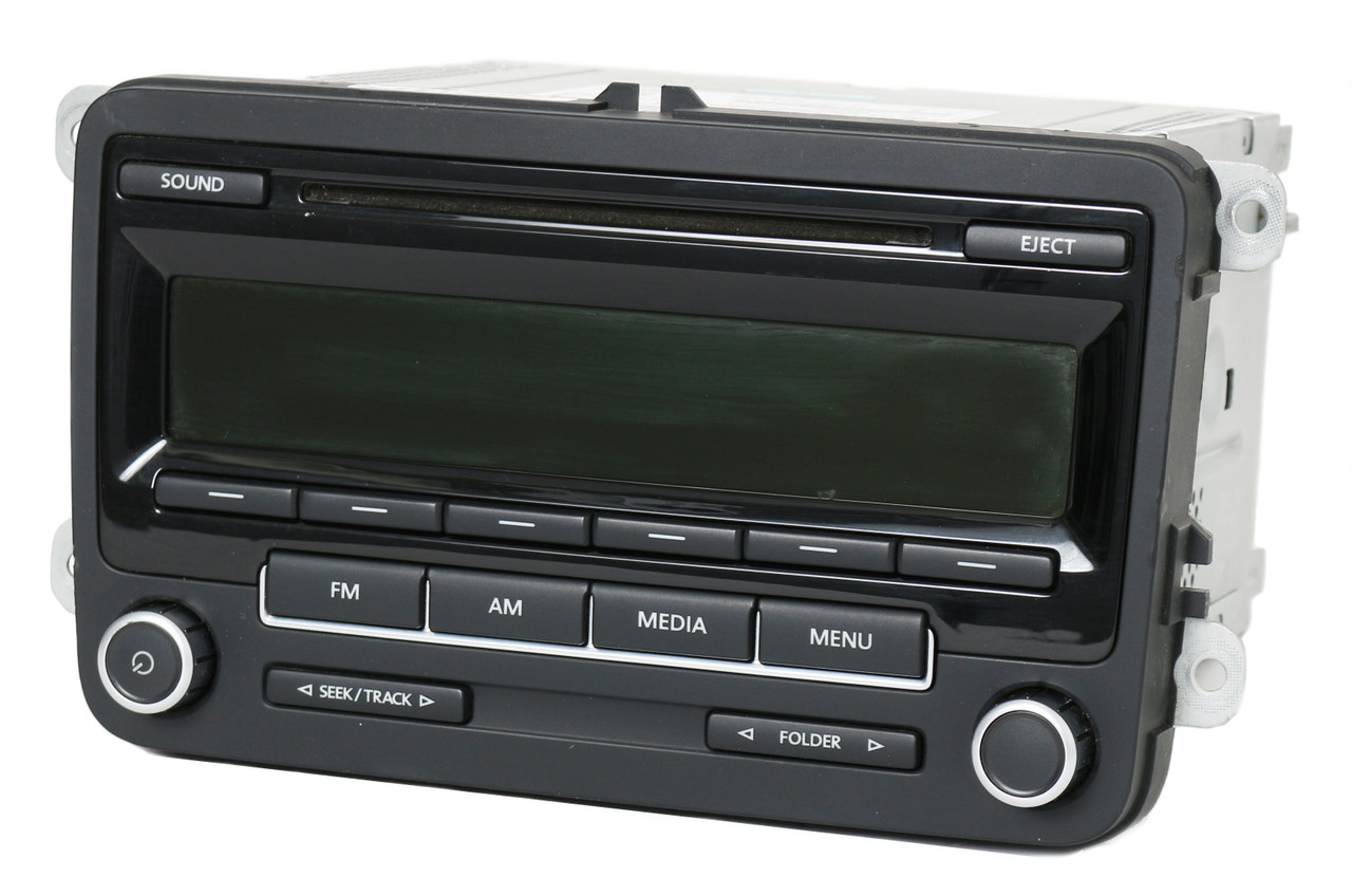 2011 2016 volkswagen beetle jetta passat am fm cd player