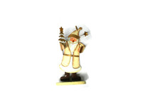 Ivory Vibe Santa Standing