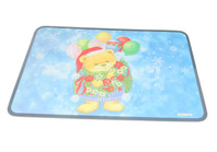 Clear Placemat Teddy Bear S/6