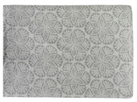 Cora Tablecloths – Grey Cotton 130X180cm