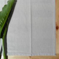 Grey Stripe Table Cloth