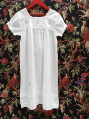 Emily Butterfly Embroidered Nighties (CHILD) PACK OF 4
