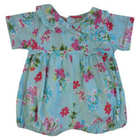 Ariana Blue Baby Romper Pack of 2