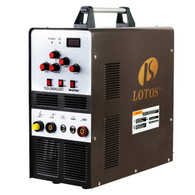 TIG/Stick Square Wave Inverter AC/DC Aluminum Welding TIG200 200A Welder with Pedal and Mask
