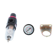 Air Filter and Pressure Regulator Combination Set AR01