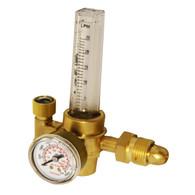 Argon CO2 Flow Meter Welding Gas Gauge Regulator AR03 for MIG140, MIG175, TIG200, TIG200-DC